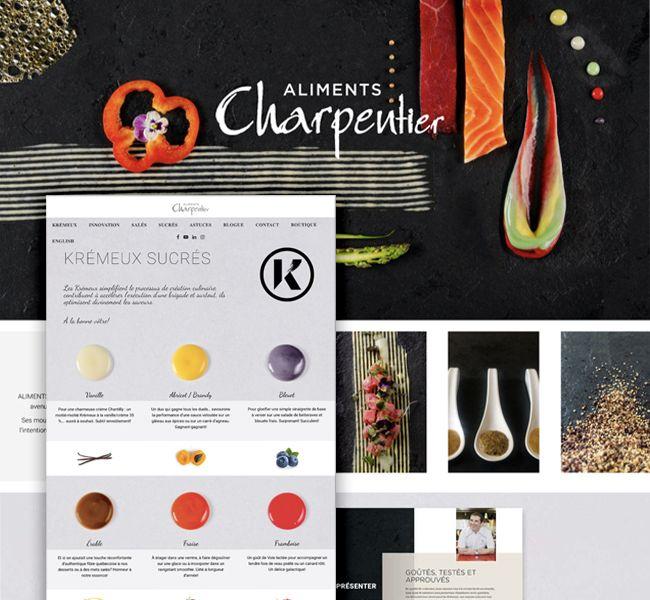 CHARPENTIER WEB